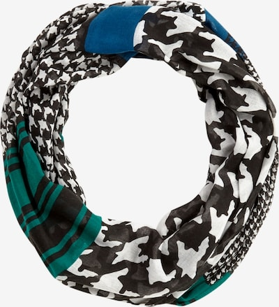 COMMA Loopschal in mischfarben / schwarz, Produktansicht