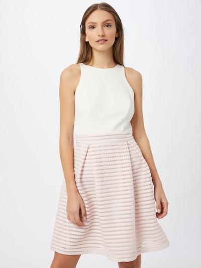 SWING Šaty - pastelově růžová / bílá, Model/ka