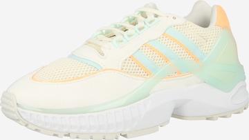 ADIDAS ORIGINALS Låg sneaker 'WAVIAN' i vit