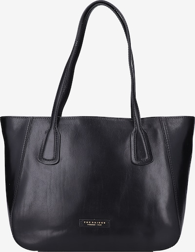 The Bridge Shopper 'Maddalena' in schwarz, Produktansicht