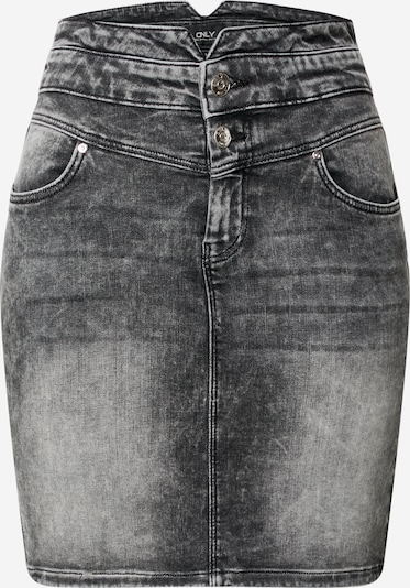 ONLY Rok 'VIENNA' in de kleur Grey denim, Productweergave