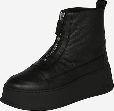 Sneaker înalt 'BX 1701-bumpp-in' BRONX pe negru, Vizualizare produs
