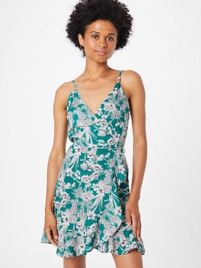zöld / fekete / fehér AX Paris Nyári ruhák, Modell nézet