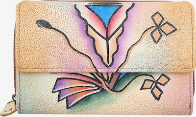 GREENLAND Portemonnaie 'Art & Craft' in mischfarben, Produktansicht