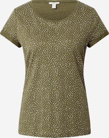 EDC BY ESPRIT Shirt in Green