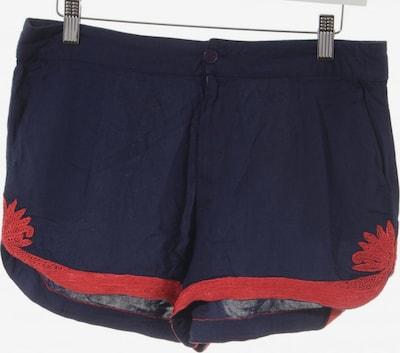 Silvian Heach Shorts in M in dunkelblau / rot, Produktansicht