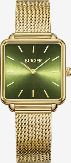 BURKER Watches Uhr 'Chloe Gold Green' in gold / grün, Produktansicht