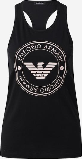 Emporio Armani Majica za spanje | roza / črna barva, Prikaz izdelka
