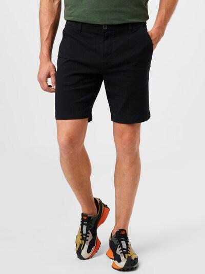 SELECTED HOMME Панталон Chino 'CHESTER' в черно, Преглед на модела