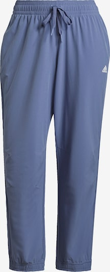 ADIDAS PERFORMANCE Sportbroek 'Designed to Move' in de kleur Smoky blue / Nachtblauw / Lichtblauw / Lila, Productweergave