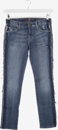 7 for all mankind Jeans in 23 in blau, Produktansicht