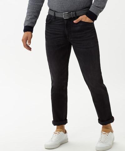 BRAX Jeans 'Chuck' in schwarz, Modelansicht