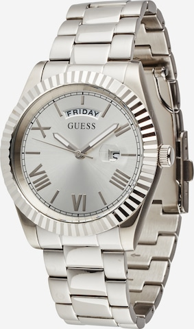 GUESS Uhr in Silver