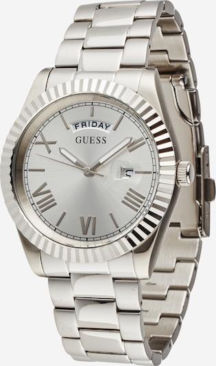 GUESS Uhr in silber, Produktansicht