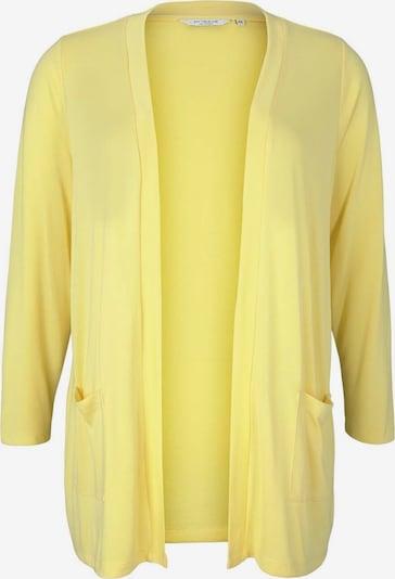 MY TRUE ME Cardigan in gelb, Produktansicht