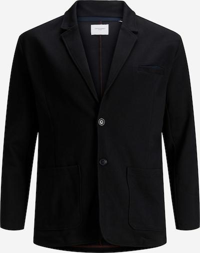 Jack & Jones Plus Veste de costume en noir, Vue avec produit