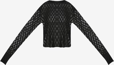 myMo ROCKS Bluse in schwarz, Produktansicht