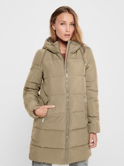 ONLY Mantel in beige, Modelansicht