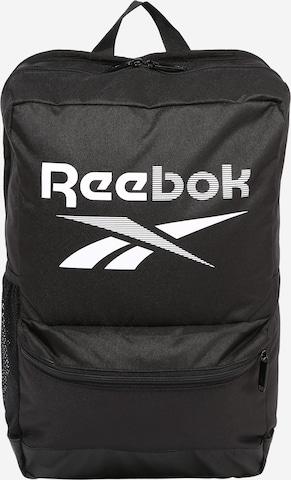 Reebok Sport Rucksack in Schwarz