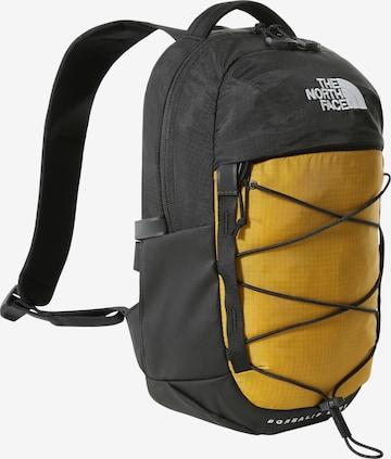 THE NORTH FACE - Mochila deportiva 'Borealis' en amarillo