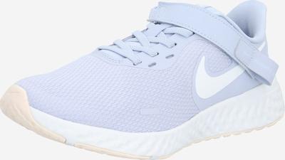NIKE Chaussure de sport 'Revolution 5 FlyEase' en lilas / blanc, Vue avec produit