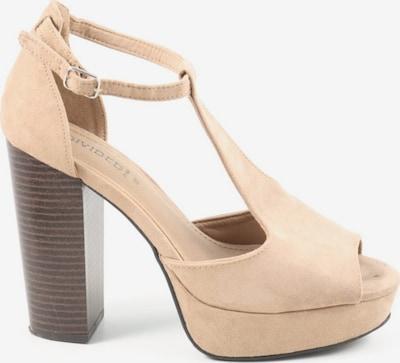 H&M High Heels in 37 in wollweiß, Produktansicht