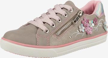 Be Mega Sneaker in Grau