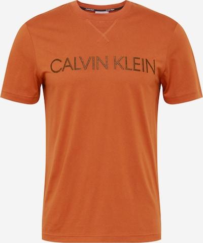 Calvin Klein Majica u narančasta: Prednji pogled