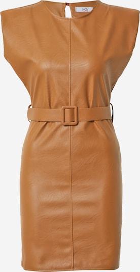 WAL G. Kleid in dunkelbeige, Produktansicht