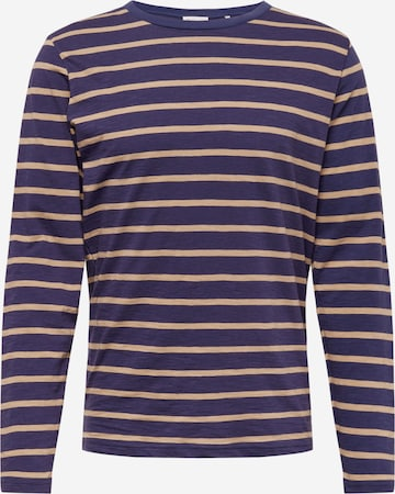 Tricou 'Stefano' de la By Garment Makers pe albastru