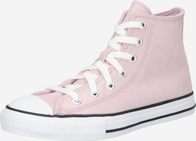 CONVERSE Sneaker 'CTAS HI' en rosé / weiß, Vue avec produit