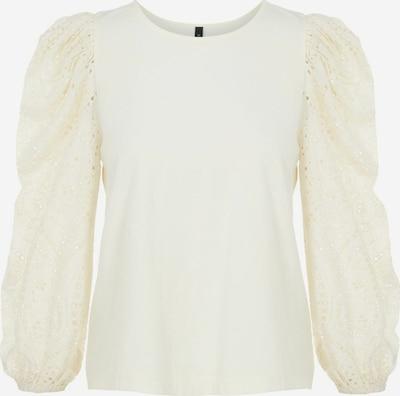 Y.A.S Sweatshirt in beige, Produktansicht