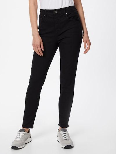 Džinsai iš Lauren Ralph Lauren , spalva - juodo džinso spalva, Modelio vaizdas