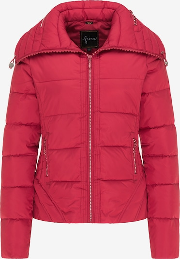 faina Zimná bunda - červená, Produkt