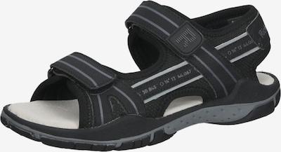 RICHTER Open schoenen in de kleur Zwart, Productweergave