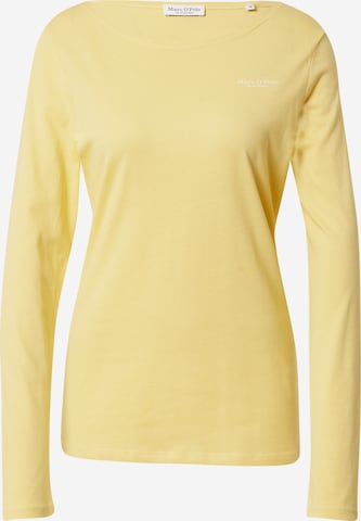 Marc O'Polo Shirt in Gelb