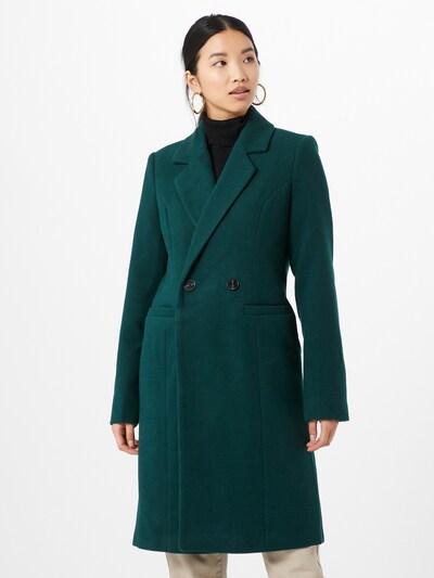 VERO MODA Prechodný kabát - tmavozelená, Model/-ka