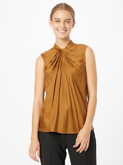 Bluză 'GESINA' Soyaconcept pe maro, Vizualizare model