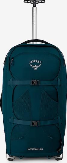 Osprey Rucksacktrolley in blau, Produktansicht