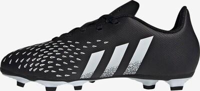 ADIDAS PERFORMANCE Chaussure de sport 'Predator Freak ' en noir / blanc, Vue avec produit