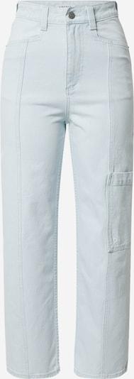 EDITED Jeans cargo 'Adelee' en bleu denim, Vue avec produit