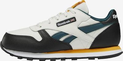 Reebok Classics Sneakers in Green / Black / White, Item view