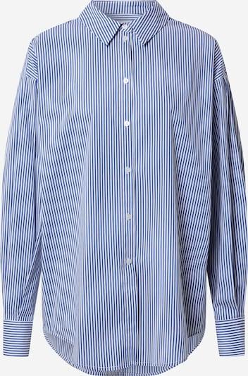 EDITED Bluzka 'Tori' w kolorze niebieski / mieszane kolory / białym, Podgląd produktu