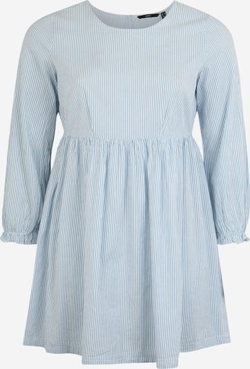 Suknelė iš Vero Moda Curve , spalva - šviesiai mėlyna, Prekių apžvalga