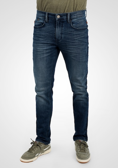 BLEND 5-Pocket-Jeans 'Grilux' in blau / blue denim, Modelansicht