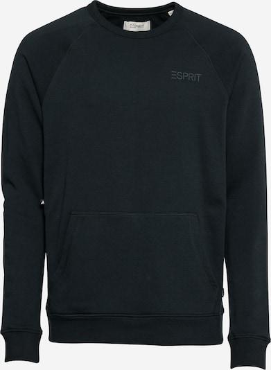ESPRIT Sweatshirt in schwarz, Produktansicht