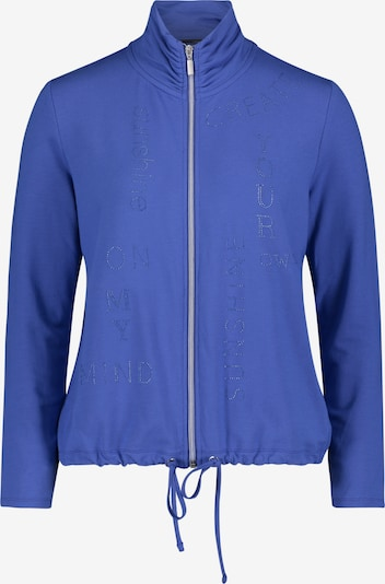 Betty Barclay Shirtjacke mit Kragen in blau, Produktansicht