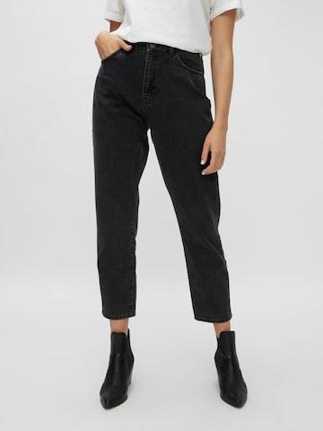 Noisy may Jeans 'Isabel' in Schwarz