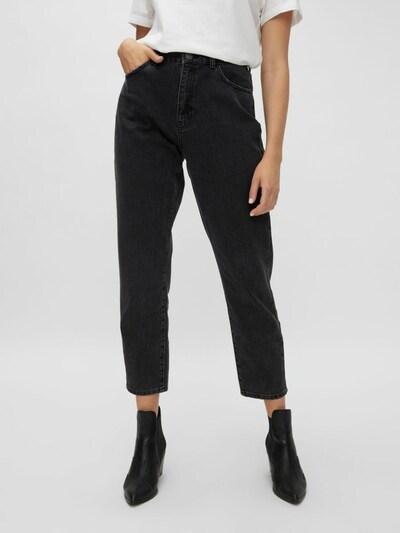 Noisy may Jeans 'Isabel' in black denim, Modelansicht