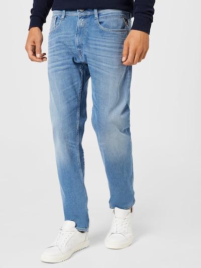 REPLAY Jeans 'ROCCO' in blue denim, Modelansicht